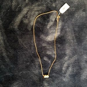 Michael Kors Bronze Tone Necklace